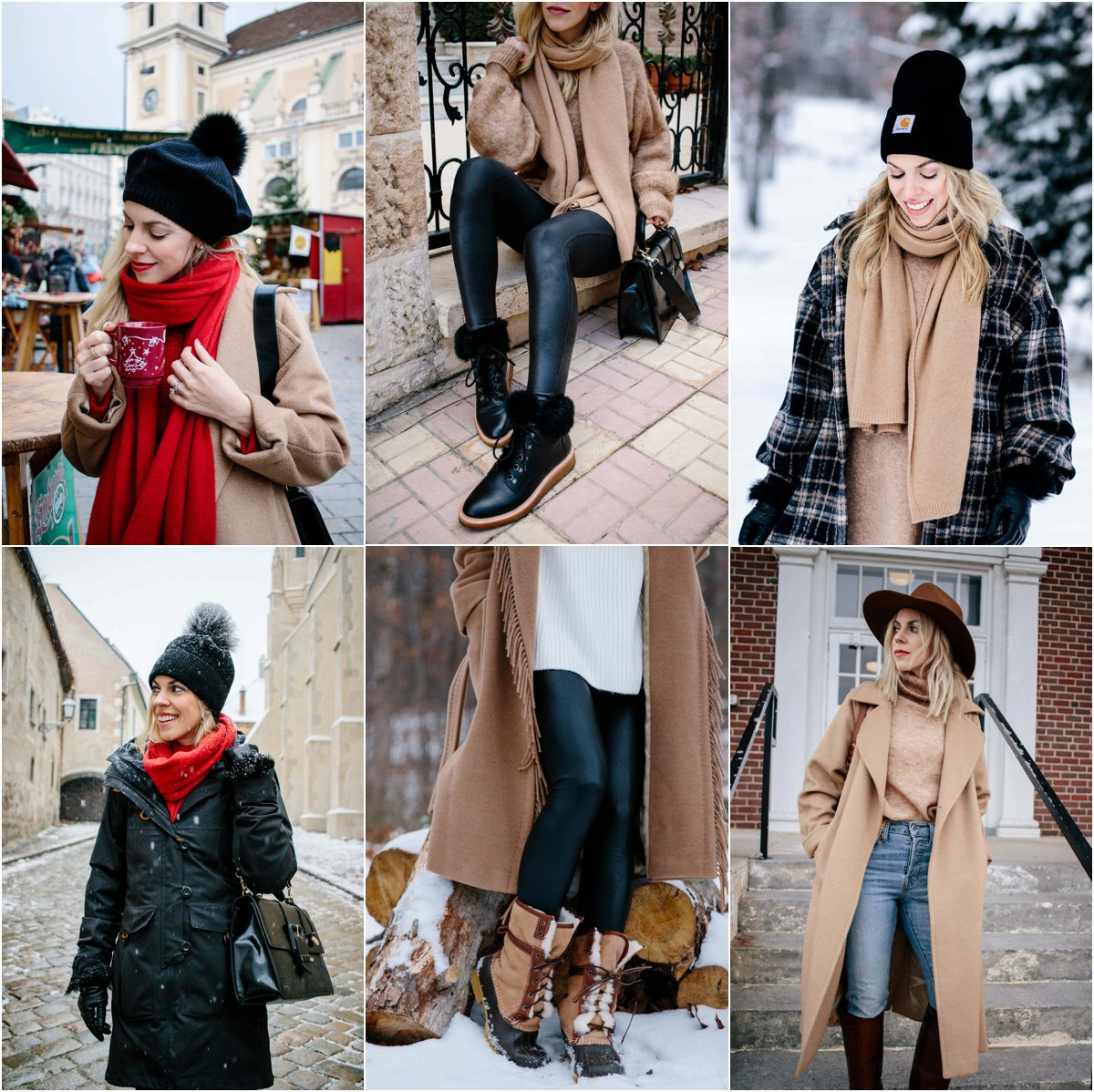 Meagan Brandon fashion blogger of Meagan's Moda shares winter wardrobe essentials every woman needs