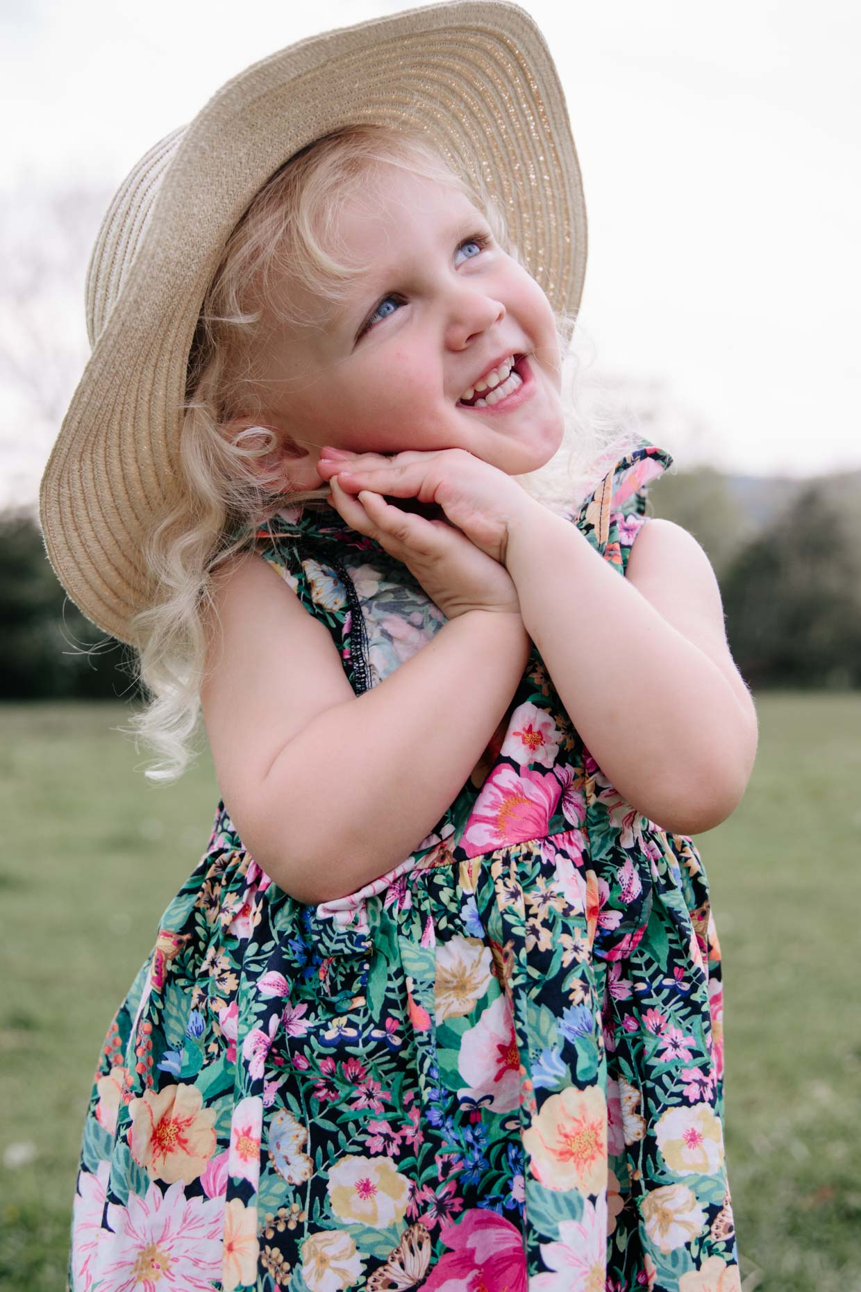 Meagan Brandon of Meagan's Moda shares toddler girl style for Mother's day Mommy and Me photo shoot